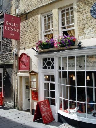 Sally Lunn's House1