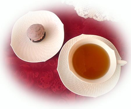 ラズベリ-チョコ&ニルギリ
