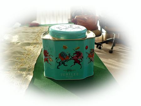 ダイアモンドジュビリ-記念紅茶