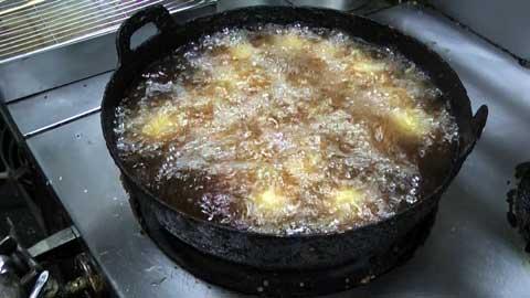 4芋の揚げ
