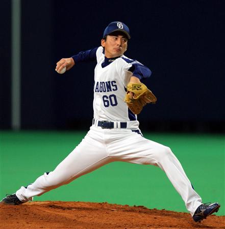 河原 純一 巨人 中日 野球
