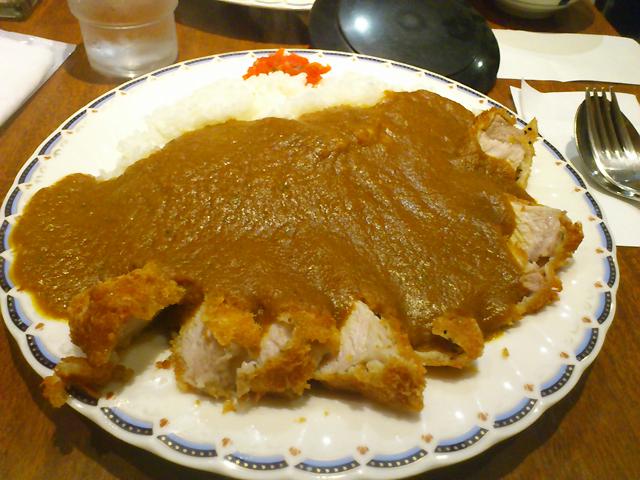 神戸 マルシェ カレー カツカレー 洋食 かき 牡蠣