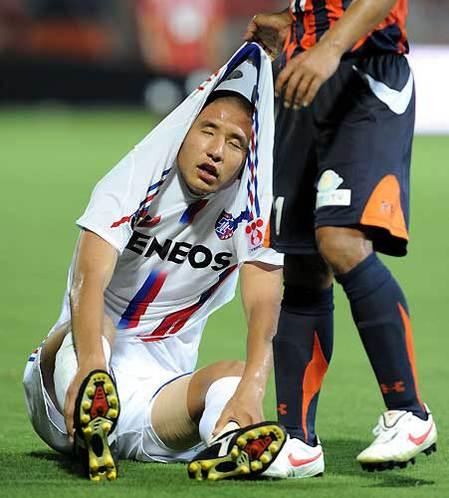 平山 相太 ひらやま そうた ヘラクレス FC東京