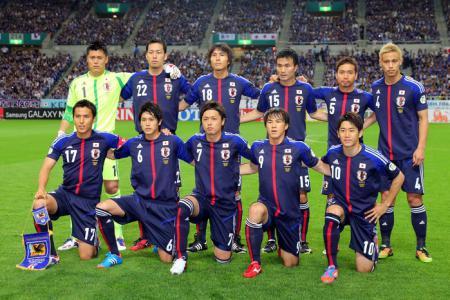 サッカー 日本代表 ブラジルW杯アジア最終予選 日本 オマーン戦 メンバー ヨルダン戦