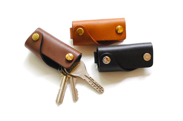 moca モカ  レザーキーケース キーケース 鍵 携帯 キーホルダー 革 父の日 プレゼント 日本製