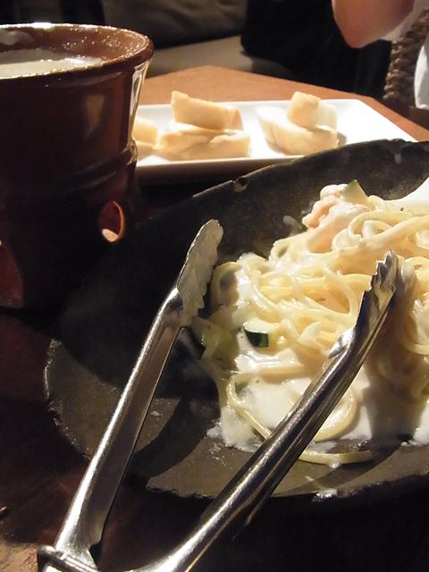 貝塚 チーズケーキ&ベジダイニング Seed パスタ