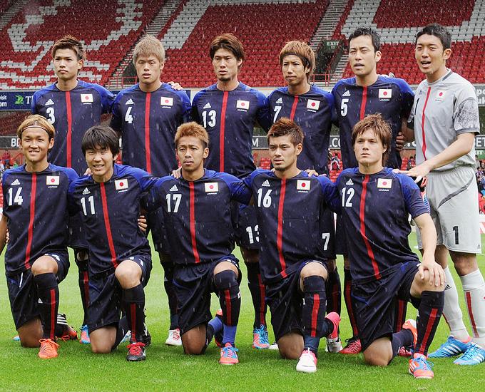 日本代表 オリンピック代表 ロンドンオリンピック 宇佐美 永井 東 大津 清武 吉田麻耶 徳永 酒井 高徳