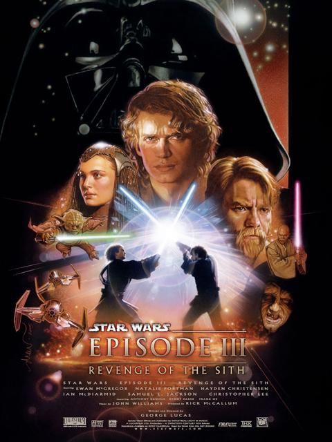 スター・ウォーズ エピソード3/シスの復讐 Star Wars Episode III: Revenge of the Sith