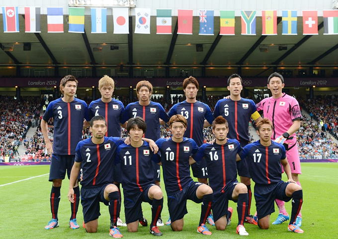 オリンピック サッカー 日本代表 スペイン 大津 永井 清武 吉田