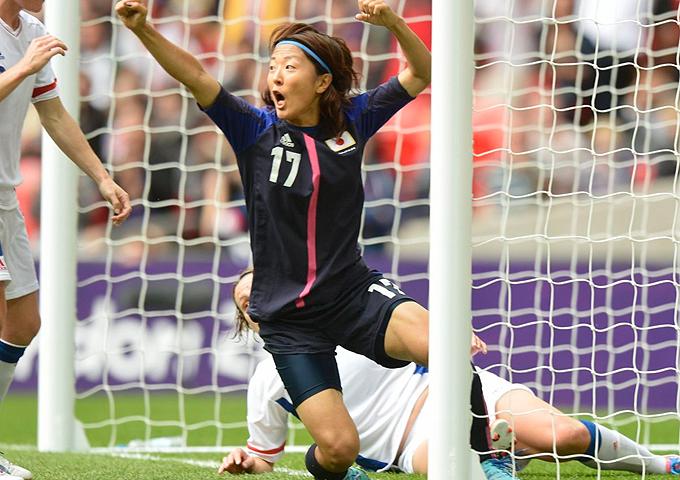 なでしこジャパン オリンピック メンバー 大儀見浩介 画像