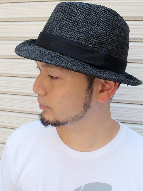 帽子 メンズ 麦わら ハット レディース UV