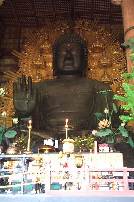 奈良の大仏 大仏 奈良 東大寺