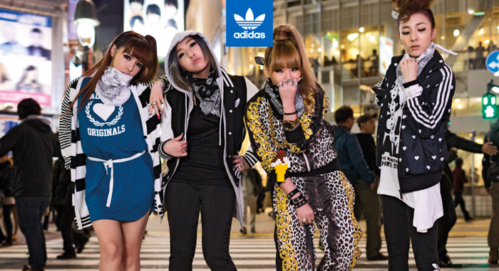 アディダス JEREMY SCOTT FOR ADIDAS ORIGINALS FALL  2012 2013