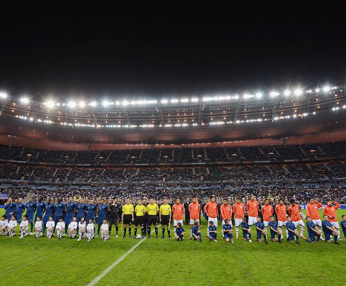 日本代表 フランス代表 香川 今野 内田 吉田 本田 サンドニ 川島 サッカー ブラジル代表 長友 遠藤