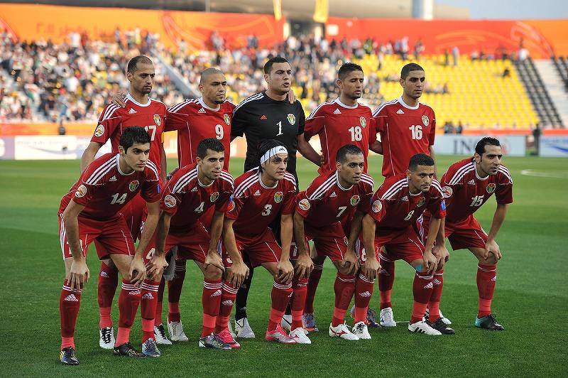 ヨルダン ヨルダン代表 画像 日本代表 サッカー W杯予選