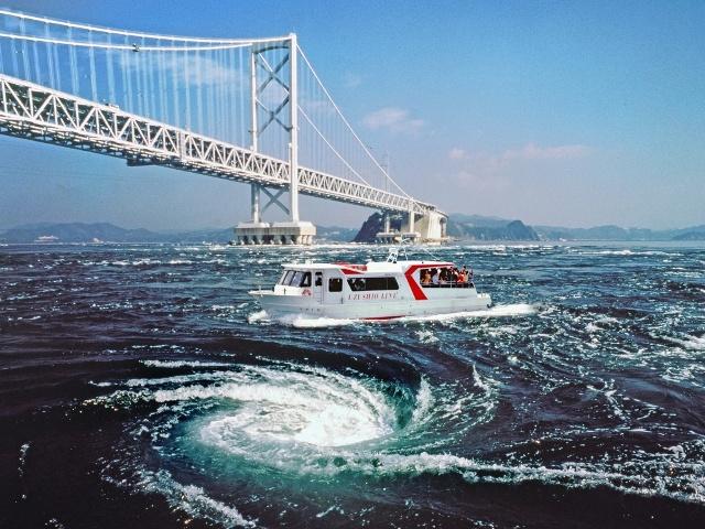 鳴門の渦潮 : 【一見の価値あり!】徳島へ観光に行く前に知っておくべき21ヶ所 - NAVER まとめ