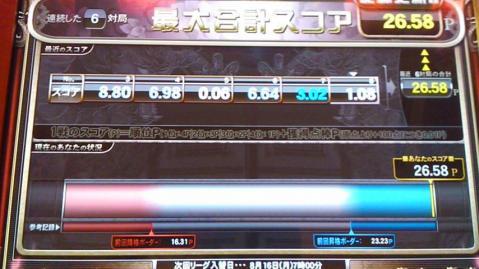 100811半BⅠリーグ
