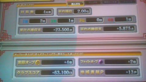 100909戦績①