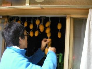 干し柿作り (27)ぶろぐ