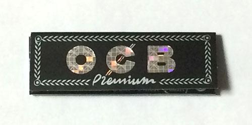 OCB_Premium_Single OCB OCB_プレミアム_シングル 手巻きタバコ 巻紙 ペーパー 薄紙 スローバーニング RYO フランス