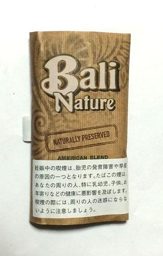 Bali_Nature Bali_Shag バリシャグ・ネイチャー バリシャグ 無添加 アメリカンブレンド 手巻きタバコ RYO ジョニー・デップ Johnny Depp