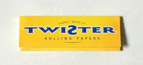 Grrogy グロッギー TWISTER ツイスター 巻紙 ペーパー 手巻きタバコ シャグ RYO