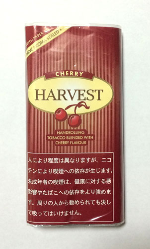 HAEVEST_CHERRY HARVEST ハーベスト・チェリー ハーベスト ドイツ シャグ 手巻きタバコ RYO