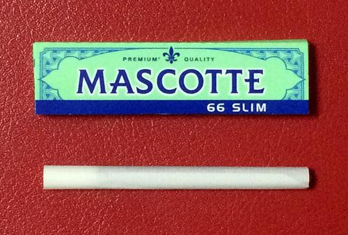 MASCOTTE_Extra_slim MASCOTTE マスコット・エクストラスリム マスコット 手巻きタバコ 巻紙 ペーパー RYO