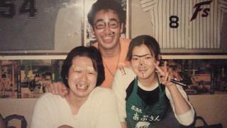 10年くらい前の3人