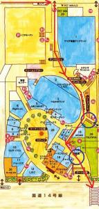 サンスト地図