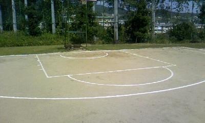 バスケットコート1