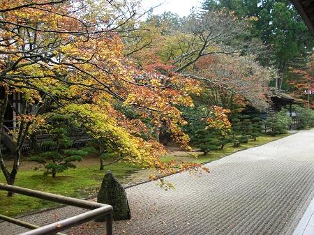 金剛峯寺庭園