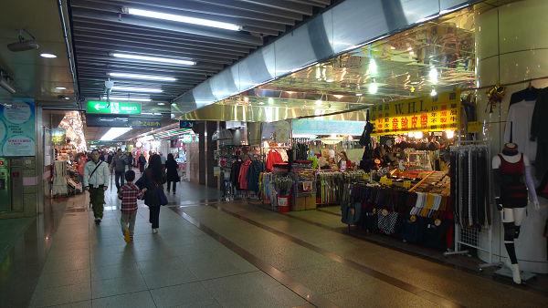 111230台北駅地下街