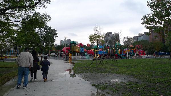 111231大安森林公園01