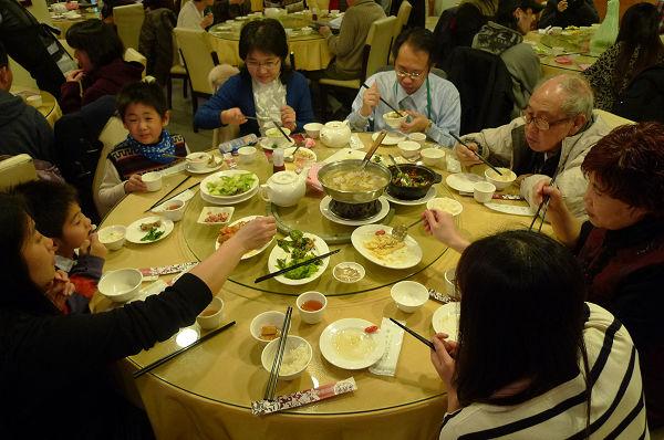 120101結婚記念日の会食