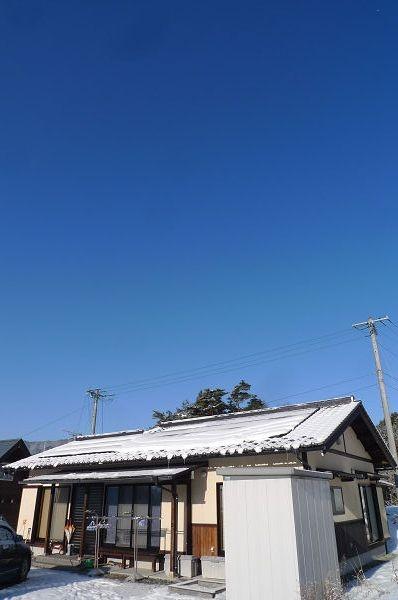 120205青い空