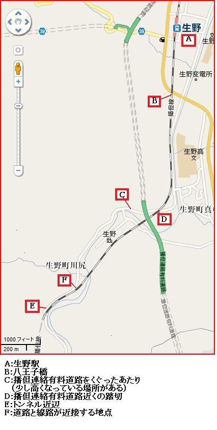 生野map