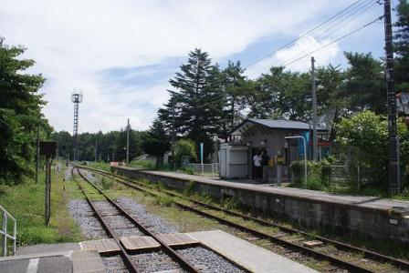 小海線の駅