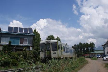 小海線の電車