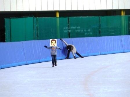恵那スケート場1