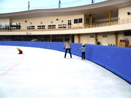 恵那スケート場8