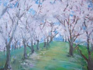 春の季節~!