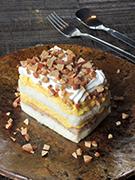 almond pumpkin cake 90B