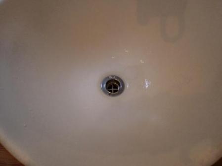 洗面ボウル 2010年10月