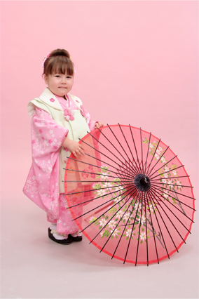 753 with umbrella