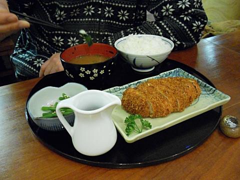 tonkatsu teishoku