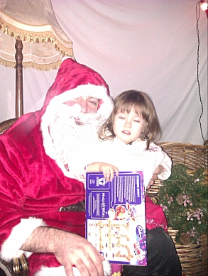 himegimi and santa