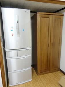 新しい家電と家具5