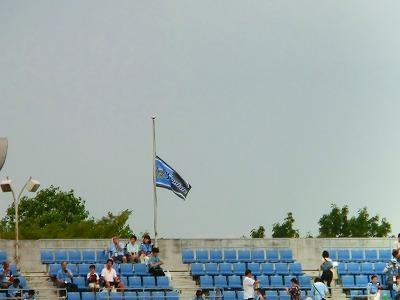 2011.8.6半旗
