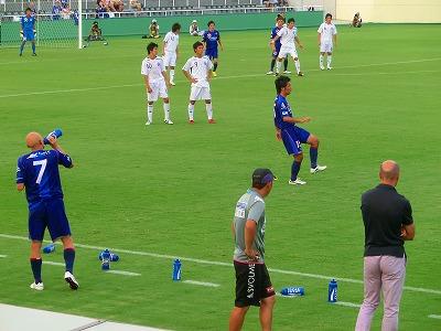2011.8.13勝又とポポ監督